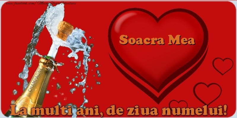 Felicitari de Ziua Numelui pentru Soacra - La multi ani, de ziua numelui! soacra mea