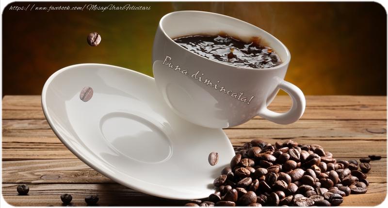 Felicitari personalizate de buna dimineata - Buna dimineata!