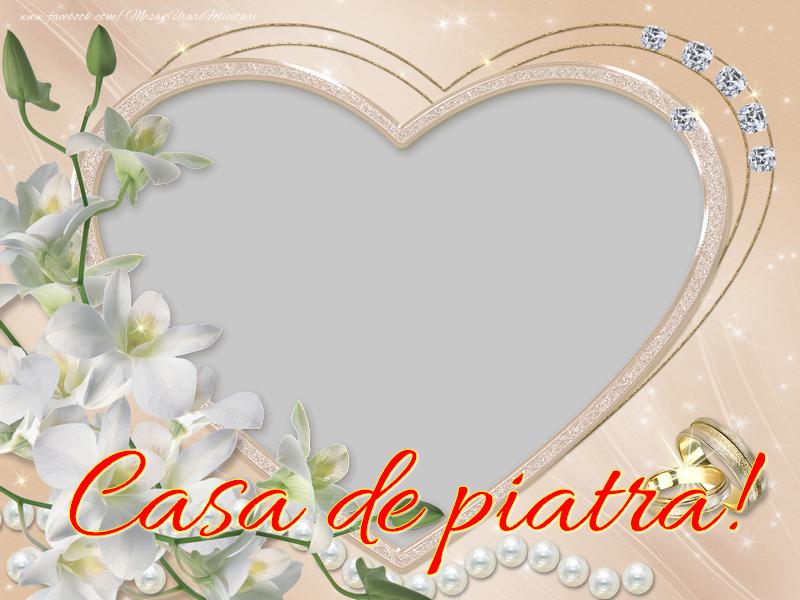 Felicitari personalizate de Casatorie - Rama foto