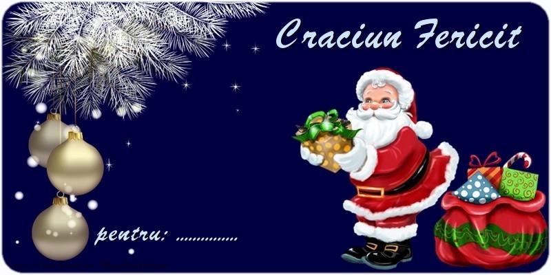 Felicitari personalizate de Craciun - Craciun Fericit ...