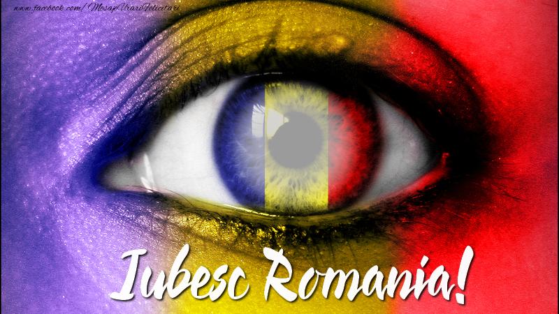 Felicitari personalizate Diverse - Iubesc Romania