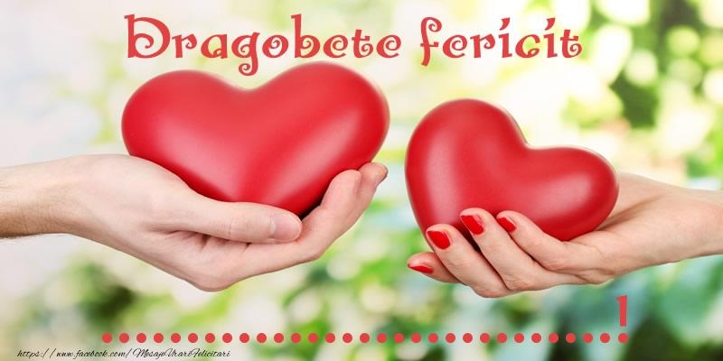 Felicitari personalizate de Dragobete - Dragobete fericit ...!