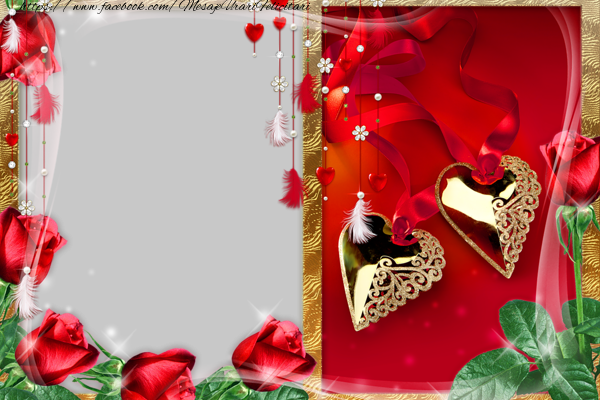 Felicitari personalizate de dragoste - Te iubesc!