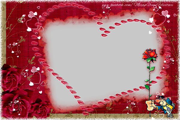 Felicitari personalizate de dragoste - Iubire
