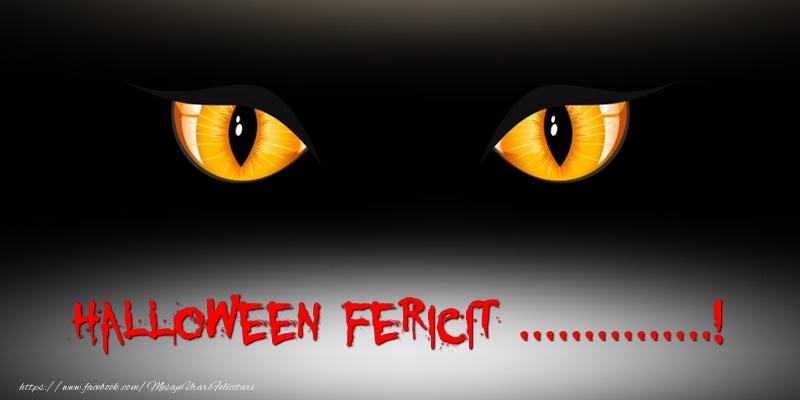 Felicitari personalizate de Halloween - Halloween Fericit ...!