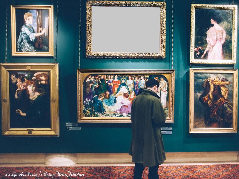 Felicitari personalizate cu poza ta - Fotografia ta in galeria de arta