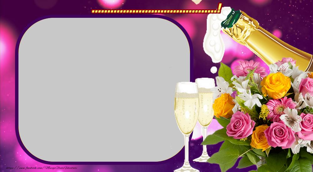 Felicitari personalizate de zi de nastere - Felicitare personalizata ...