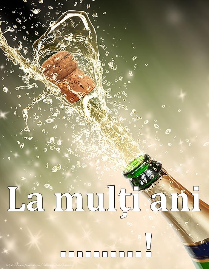 Felicitari personalizate de Ziua Numelui - La mulți ani, ...!