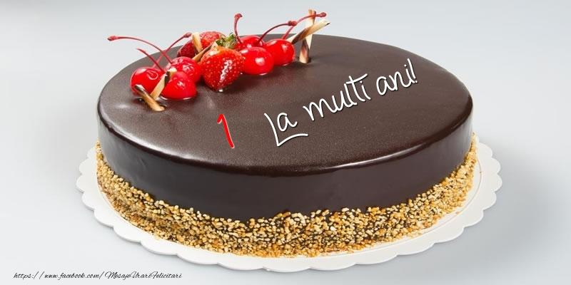 Tort - 1 an La multi ani!