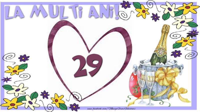La multi ani 29 ani
