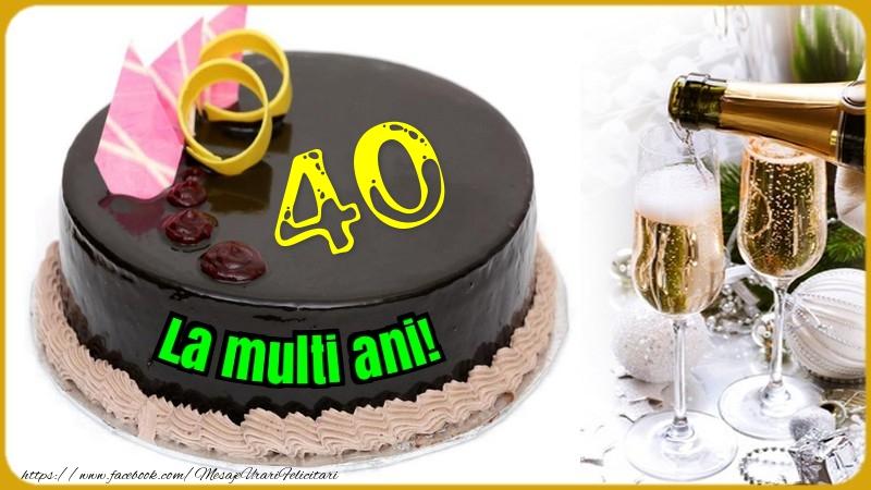 40 ani