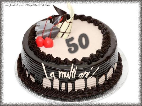 La multi ani 50 ani