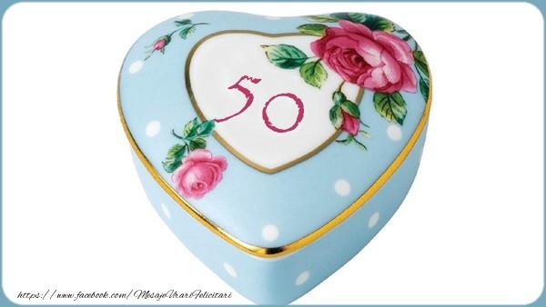 50 ani