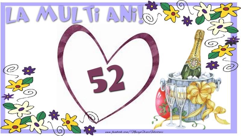 La multi ani 52 ani