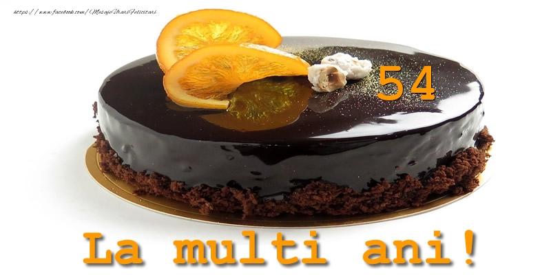 54 ani La multi ani!