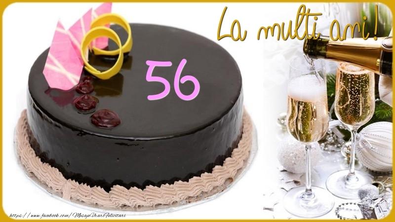 56 ani La multi ani!