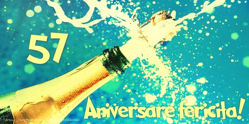 57 ani Aniversare fericita!
