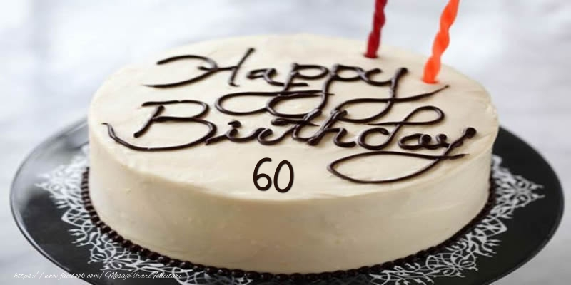 Happy Birthday 60 ani