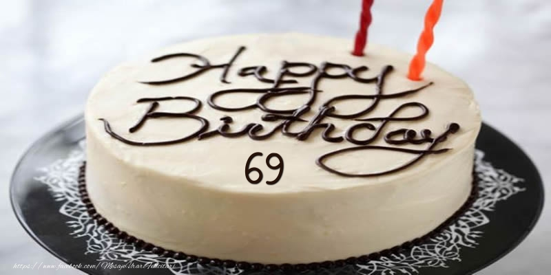 Happy Birthday 69 ani