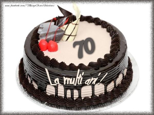 La multi ani 70 ani