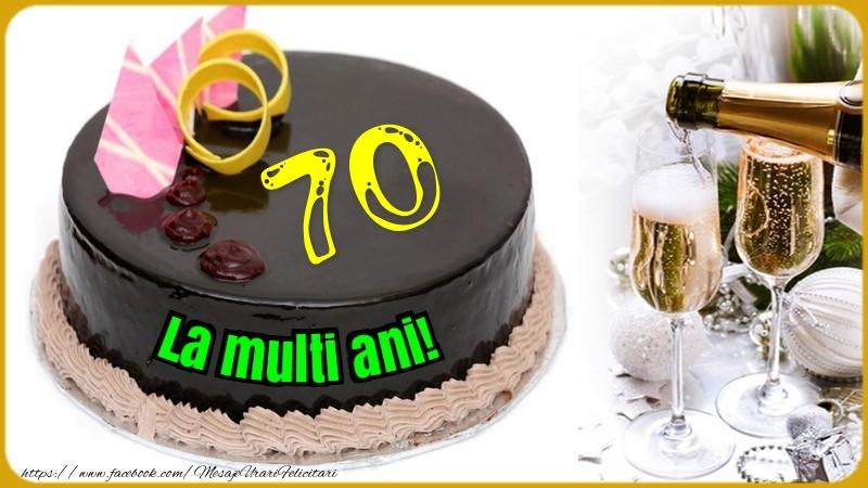 70 ani