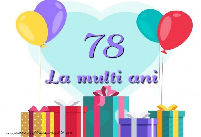 78 ani