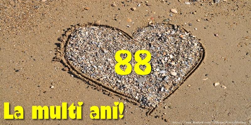 88 ani La multi ani!
