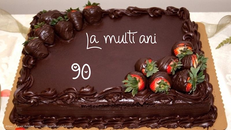 La multi ani! 90 ani