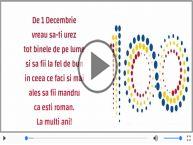La multi ani, Romania! - 100 de ani de la Marea Unire