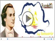 Felicitare muzicala: 24 ianuarie 2017 - 158 de ani de la Unirea Principatelor Române