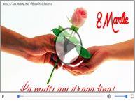 8 Martie - La multi ani, fina mea!