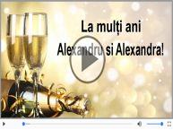 De Sfantul Alexandru, La multi ani sarbatoritilor!