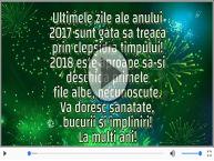 La multi ani, 2018!