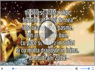 Iti doresc un an 2018 mai bun!