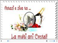 Felicitare muzicala de Sfintii Constantin si Elena