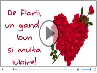 La multi ani de Florii felicitare muzicala