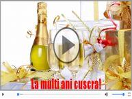 Felicitare muzicala - La multi ani, Cuscra!