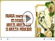Felicitare muzicala de la multi ani pentru Soacra!