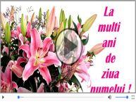 Felicitare muzica de Mos Nicolae!