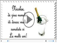 Felicitare muzicala de Mos Nicolae!