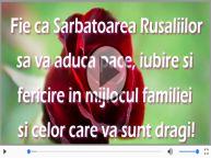 Felicitari de Rusalii