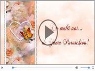 Felicitare muzica de Sfanta Parascheva!
