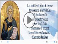 La multi ani de sarbatoarea Sfantului Andrei!