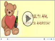 Iti urez La multi ani! de Sfantul Andrei