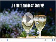 La multi ani de Sfantul Andrei!