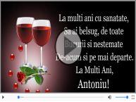 La multi ani cu sanatate de Sfantul Antonie cel Mare!