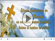 Felicitare muzica de Sfantul Antonie cel Mare!