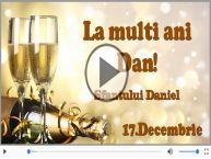 La multi ani de sfantul Daniel! - 17 Decembrie