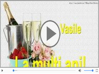 Felicitare muzicala de Sfantul Vasile!