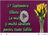 La mulți ani, Sofia!
